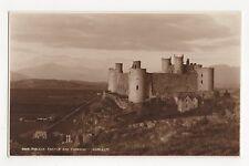 Harlech Castle and Snowdon, Judges 9009 Postcard, A873