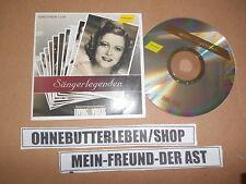 CD VA Sängerlegenden - Living Voices (10 Song) Promo HÄNSSLER