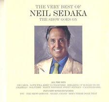 NEIL SEDAKA 2-CD - The Very Best Of - The Show Goes On UNIVERSAL MUSIC pop rock