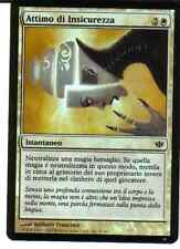 MAGIC MTG -  ATTIMO DI INSICUREZZA - FOIL - IN ITALIANO