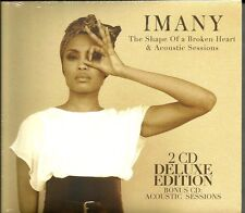 Imany  – The Shape Of A Broken Heart  2CD Deluxe Edition (Sealed/Folia)