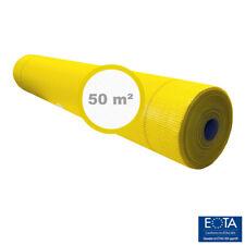 50m Armierungsgewebe Gewebe Putzgewebe WDVS Glasfasergewebe 4 x 4mm