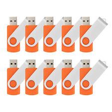 30pcs 8GB USB 3.0 Rotating Flash Drive Thumb Pen Jump Zip Drive Memory Stick