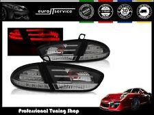 FEUX ARRIERE ENSEMBLE LDSE29 SEAT LEON 2009 2010 2011 2012 2013 NOIR LED