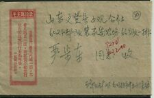 PRC China Stamps: Cultural Revolution Edict Cachet Cover # 3
