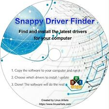 Automatic Driver Finder & Update software, for ALL Windows 10 8 7 PC & Laptop
