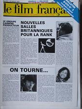 Le Film Français N°2151 (24 juil 1987) Festival de Moscou - Résultats