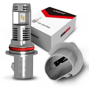 9007 LED Headlight Bulbs Kit Hi/Lo Beam for Ford F-150 1992-2003 F-250 1992-1999