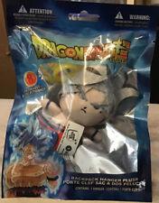 "Dragon Ball Z Super 3"" Plush Backpack Hanger Individual NEW SEALED"