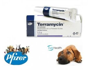 Eye Ointment for Cats, Dogs and Animals - 5 Pack