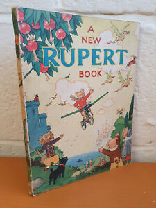 RUPERT ANNUAL 1945 - nice original edition - scarce