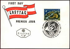 Austria 1969 Posts & Telegraph Employees Union FDC Card #C36277