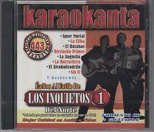 Los Inquietos del Norte Pistas Musicales & Karaoke New Nuevo