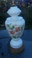 Mid century Porcelain table lamp