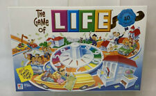 The Game of Life 2007 Milton Bradley Hasbro LIFE Board Game New PARTIALLY Sealed