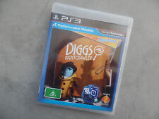 Playstation PS3 Wonderbook DIGGS Nightcrawler  PS3 Game - not sealed