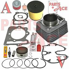 HONDA XR400R XR 400R CYLINDER PISTON RINGS GASKET TOP END KIT SET 1996-2004