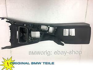 BMW 3 , F 30,34  Mittelkonsole - Armlehne Leder schwarz - Top Zustand
