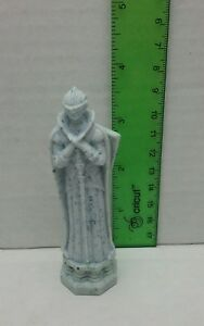 Harry Potter Wizard Chess White Queen Used Plastic Replacement Part 2002