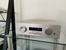 AVM Ovation CS 8.2 LE Highend All-in-One System in silber - fast neu & makellos!