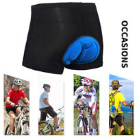 YELLOW-PRICE Cycling bike Outdoor Sports Shorts, Bottom Only, Silicone Pad M-2XL