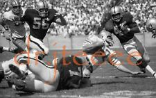 1969 Chip Oliver & Dave Grayson RAIDERS - 35mm Football Negative