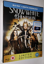 Snow White and the Huntsman Limited Edition Steelbook in Slipcase Blu-Ray Sealed