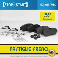 Kit Pastiglie Freno LPR 05P764 ABARTH FIAT LANCIA