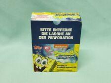 Topps Spongebob Schwammkopf 1 x Display / 30 Tüten  Sticker & Cards