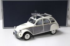 "1:18 Norev Citroen 2CV ""DOLLY"" grey/white 1985 NEW bei PREMIUM-MODELCARS"