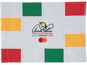ARNOLD PALMER INVITATIONAL Checkered EMBROIDERED Golf Flag