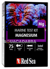 Red Sea Marine Kit Test Magnesio Mg - 100 TEST per acquario sulla barriera corallina acquario
