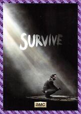 Photo Card the Walking Dead