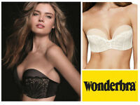 Wonderbra Ultimate Strapless Refined Glamour Bra W031U  Magic Hand Support