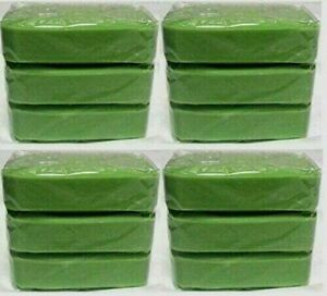Olde Fashioned Green Household Soaps 12 x 130g bars ** Made In Yorkshire**