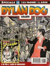 fumetto DYLAN DOG BONELLI SPECIALE numero 13 con ALBETTO