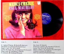 LP Paul Mauriat: Merci Cherie