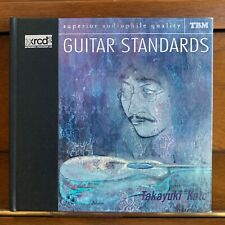 Takayuki Kato Trio GUITAR Standards AUDIOPHILE CD THREE BLIND MICE TBM XR 5041