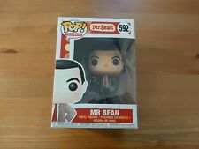Funko Pop! Television 592 Mr Bean With Teddy Vinyl Figure Brand New In Box