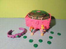 Polly Pocket Mini ♥ Emerald Garden - Jewel Fairies ♥ 100% Komplett ♥ 2000 ♥