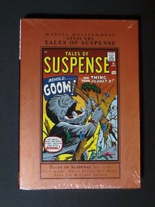 Marvel Masterworks, Atlas Era Tales of Suspense #2 [HC] — New, factory sealed