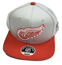 Reebok Youth NHL Face-Off Detroit Red Wings Snapback Hat Cap New