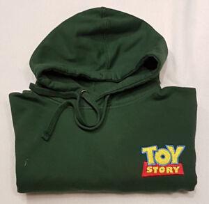 Disney Pixar Toy Story embroidered logo Hoodie Unisex top Mens Womens Hoodie