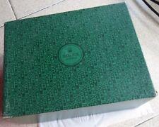 Rolex big mens wristwatch presentation box and cover
