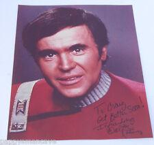 Walter Koenig Chekov Star Trek 8 X 10 Movie Photo Autographed Hand Signed