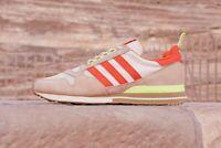 Adidas Originaux Zx 500 'Jordan' - Gris Rouge & Ash Perle Homme Stock Limité