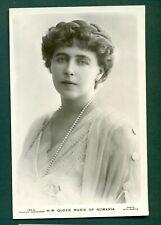 H M QUEEN MARIE OF RUMANIA,vintage postcard