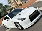 2010 Nissan GT-R BASE 2010 Nissan GT-R Coupe White AWD Automatic BASE