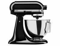 KitchenAid 4.5-Quart 10-Speed Tilt-Head Stand Mixer Onyx Black NEW in Box 4.3 L