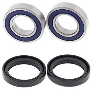 ALL BALLS FRONT WHEEL BEARINGS FOR RM125 01-08, RM250 01-08 25-1363 22-51363